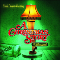 A Christmas Story The Musical World Premier Recording CD